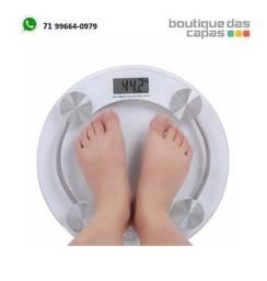 Título do anúncio: Balança Digital Vidro Temperado Banheiro Clínica mu-001 até 180kg