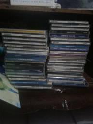 Coleção de cds do Roberto Carlos