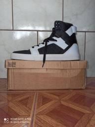 Ride skateboard c5014-07 preto/branco