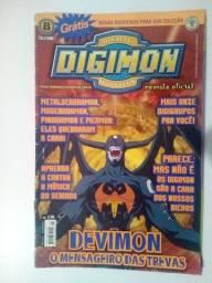 Revista Oficial Digimon - Edição número 8