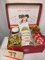 Kit Love Box para o Dia dos Namorados