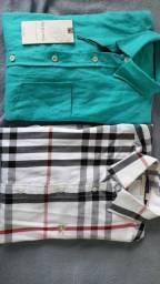 2 Camisas sociais ( Burberry, Resumo)