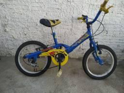 Bicicleta infantil para crianças de 3 a 6 anos