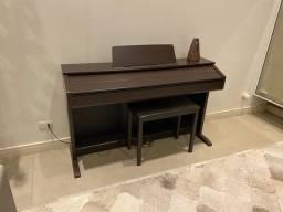 Piano Elétrico Celviano Cásio AP-250
