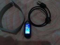 Mi Band 5, troca em Chromecast