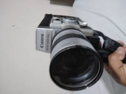 Filmadora Canon Zoom 814 Eletronic