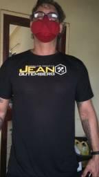 Camisas fitness / serviço de serigrafia