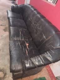 Título do anúncio: Venda sofá usado