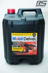 Oleo Mobil Delvac Vida Longa - 20 Litros - 319,99 R$