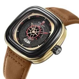 Relógio Kademan luxo