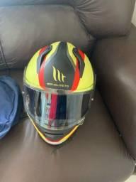 Capacete MT- helmets origainal