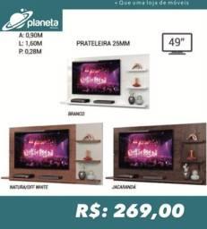 painel de tv várias cores!!