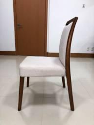 Cadeiras de Mogno para mesa de Jantar