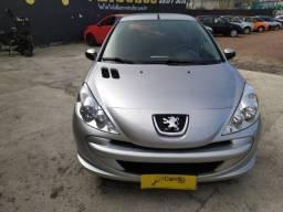 Título do anúncio: Peugeot 207 1.4 2012 completo + GNV