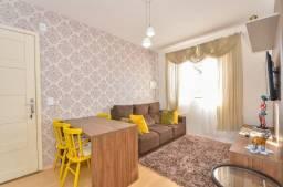 Apartamento à venda com 2 dormitórios em Planta almirante, Almirante tamandaré cod:929973