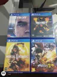 V/T jogos de PS4