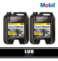 Oleo Mobil Delvac Mx Power - 20 Litros - 339,99 R$