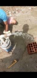Limpesa de poços artesianos zap-9. *