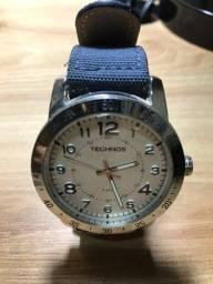 Título do anúncio: Relógio Technos Masculino Pulseira Retirável.