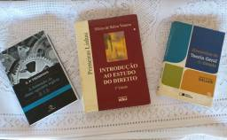 3 Livros Direito