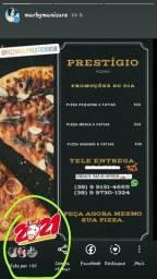 Pizzaria prestígio