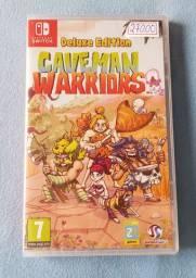 Jogo Caveman Warriors Deluxe Edition Lacrado - Aceito Cartão