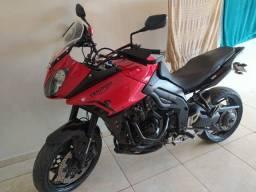 Título do anúncio: Vendo ou troco por moto menor ou maior do meu interesse  thiumph tiger 1050 sport ano 2015