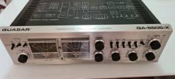 Vintage - Amplificador c/Mixer Quasar QA-5505-X