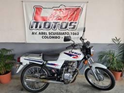 Honda CG Cargo 1993 125cc Impecavel Raríssima