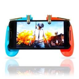 Gamepad Com Gatilho Para Celular MBTech LY84358