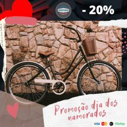 Bicicleta Feminina Samy Vintage / Whatsapp