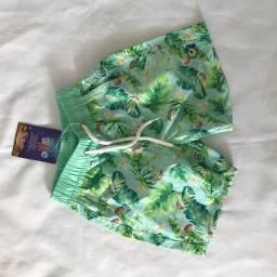 Bikini short infantil