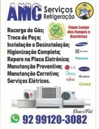 AMC REFRIGERAÇÃO