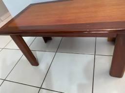 Título do anúncio: Mesa de centro - madeira maciça