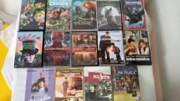 Título do anúncio: 14 DVDs e 20 CDs originais
