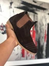 Botinas calçados