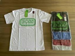 Camisa Masculino hurley e Hugo Boss