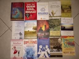 Livros 5,00 cada