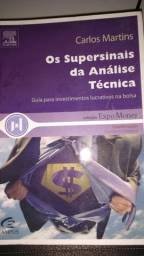Livros de Análise Técnica