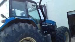 Trator TM 150 new Holland gabinado