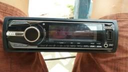 Tocar cd radio cd player Som de carro