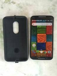 Vendo ou troco celular Moto X2 32gb bem conservado sem detalhes por outro mais volta