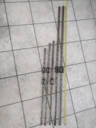 Guia linear de rolamentos