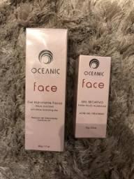 Kit para pele oleosa com acne