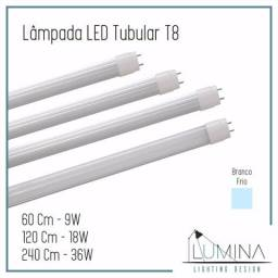 Lâmpada Led Tubular T8