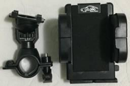 Suporte Universal De Celular Para Moto Lelong Le-024 Novo na Caixa