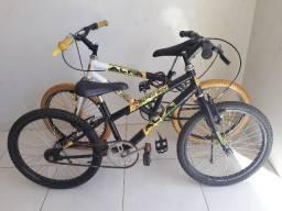 Bicicleta Infantil Aro 20 e Aro 24