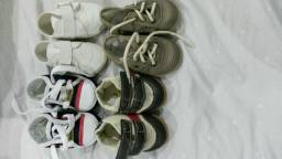 Vendo sapato de bebe