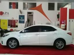 Corolla Altis Branco perolizado 14/15 - 2015