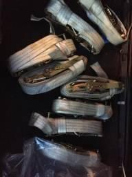 Catracas com cintas